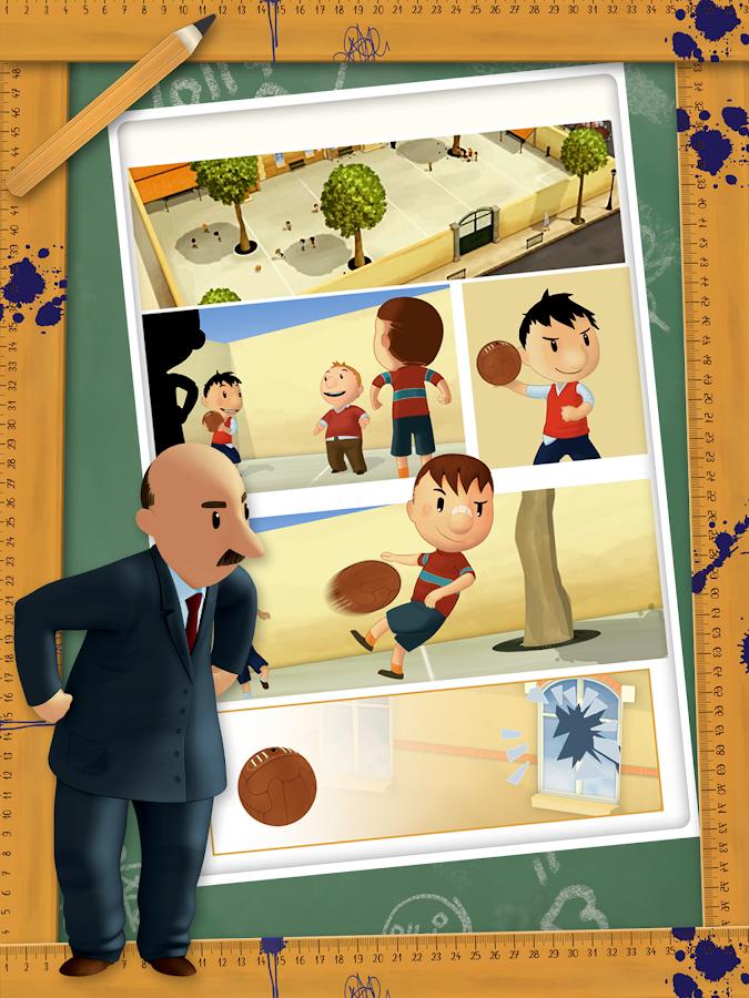 Little Nick: The Great Escape - screenshot
