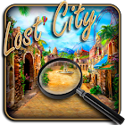 Lost City. Hidden objects icon