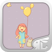 (FREE) Storybook Girl GO Theme