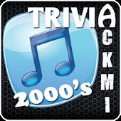 Ackmi 2000s Music Trivia Quiz