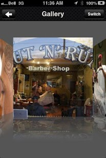 Cut n Run barber shop - screenshot thumbnail