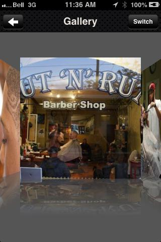 Cut n Run barber shop - screenshot