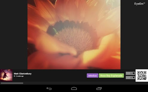 EyeEm TV - screenshot thumbnail