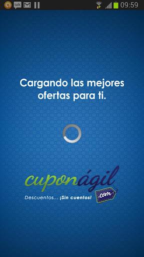 cuponagil.com