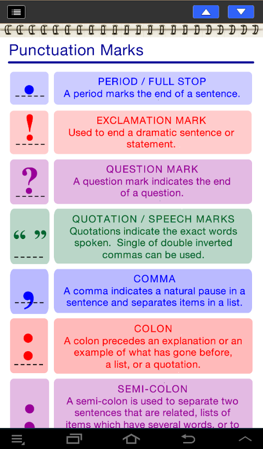 punctuation rules for titles of essays
