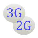 Status Bar 2G-3G Lite icon