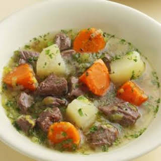 Irish Lamb Stew.