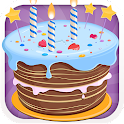 Торта - игры для детей icon