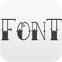 Fashion Pack FlipFont® Free mobile app icon