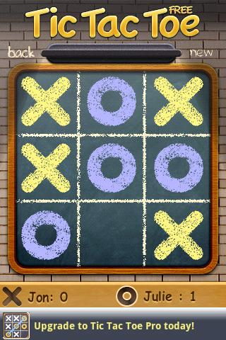 Tic Tac Toe Free - screenshot