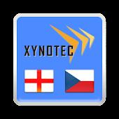 English<->Czech Dictionary