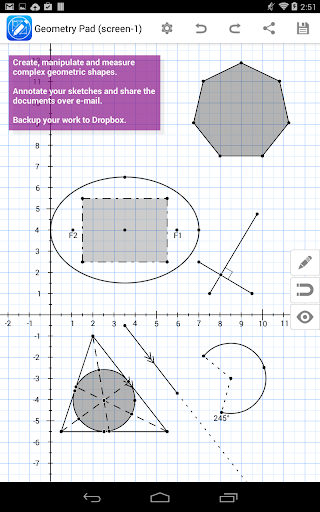 Geometry Pad 2.7.9 screenshots 1