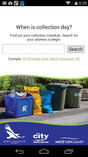 North Shore Collection App