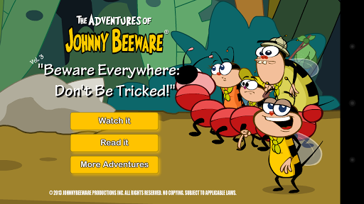 Johnny Beeware Volume 3
