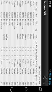 Barcode & Inventory Pro- screenshot thumbnail