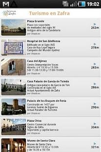 Turismo Zafra- screenshot thumbnail
