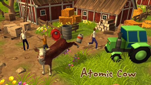 Atomic Cow Simulator 3D