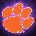 Clemson Tigers Live Clock icon