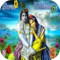 Shree Krishna Live Wallpaper icon