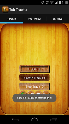 Tob Tracker - Live GPS Tracker