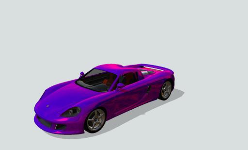 Sportcar 3D Viewer