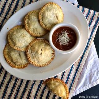 3Cheese Italian Chicken Hand Pies.
