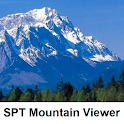 SPT Mountain Locator Compass icon