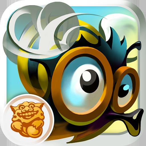赛车游戏のBumblebee Race Adventure LOGO-記事Game