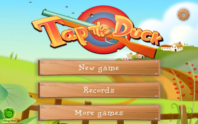 Tap the Duck- screenshot