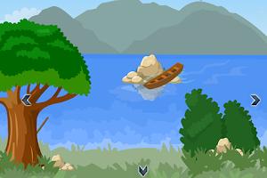 Screenshot of Forest Camp Escape