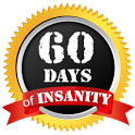 Insanity Workout Routine icon