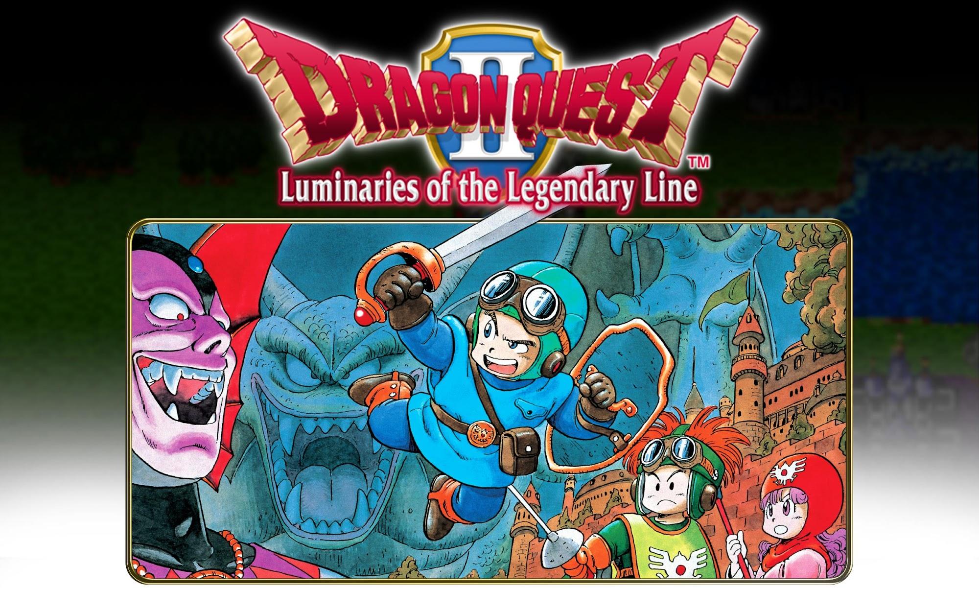DRAGON QUEST II screenshot #10
