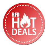 RFD Hot Deals Widget (Alpha)