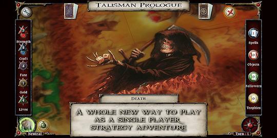 Talisman Prologue Screenshot 3
