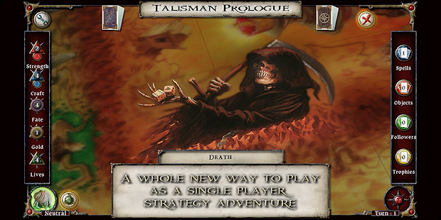 Talisman: Prologue Screenshot 3