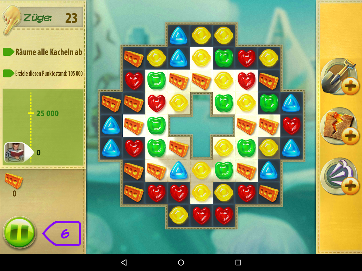 Gummy drop android apps auf google play for Gummy drop big fish games
