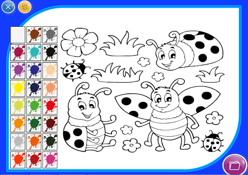 Kid Coloring Pages Apk Download 3