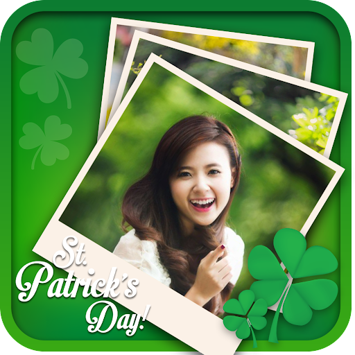 Saint Patrick Day Frames