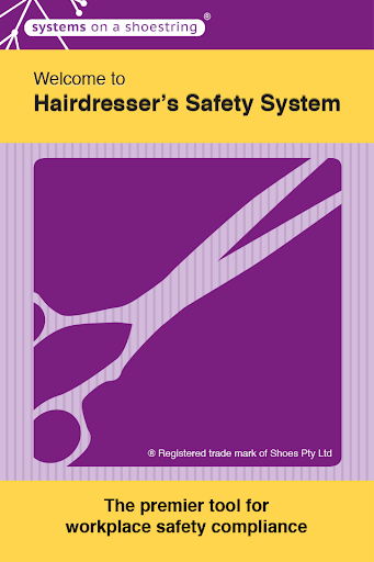 Simple Safety Hairdresser