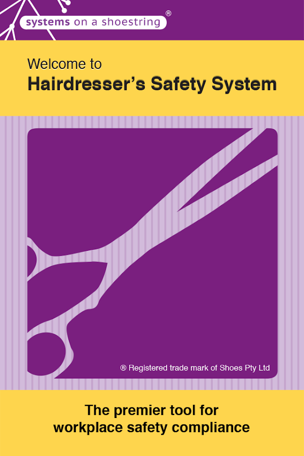 Simple Safety Hairdresser- screenshot
