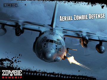Zombie Gunship: Gun Dead 3D Screenshot 1