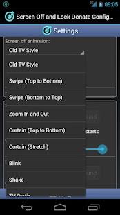 Screen Off and Lock (Donate)- screenshot thumbnail