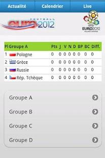Euro 2012- screenshot thumbnail