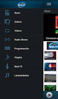 Screenshot of Beat 100.9