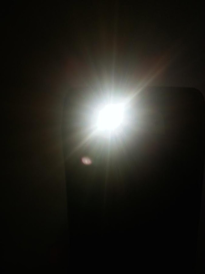 Super LED Flashlight - screenshot