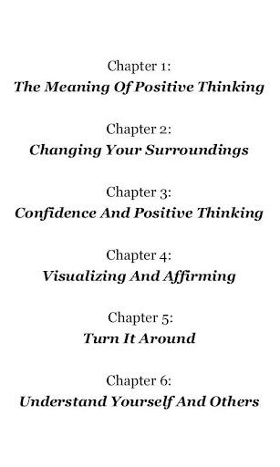 玩書籍App|Pool of Positive Thinking免費|APP試玩