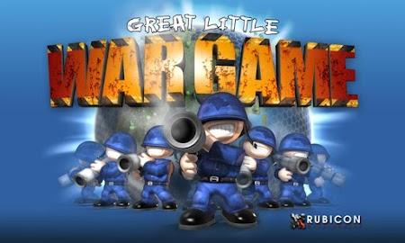 Great Little War Game Screenshot 3