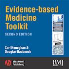 Evidence-Based Medicine Tool. icon