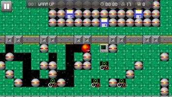 Screenshot of Supaplex