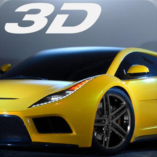 赛车游戏のDrive Racing LOGO-記事Game